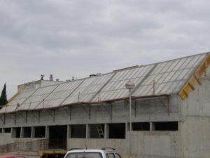 OŠ Gripe školska dvorana, Split
